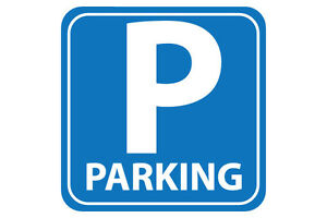 Parking in downtown location | Infinity condos