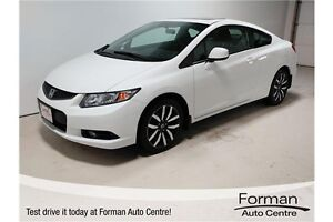 2013 Honda Civic EX-L Navi - Navi | Htd Leather | Sunroof