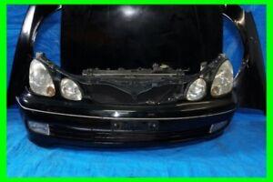 JDM Lexus GS300 GS400 Bumper HID Front End Conversion 1998-2005
