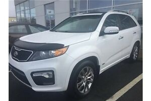 2013 Kia Sorento SX NAVIGATION PKG, PANO ROOF, LEATHER SEATS