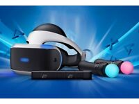 PlayStation VR & games