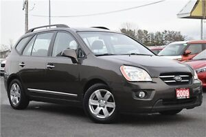 2009 Kia Rondo EX ONE OWNER | HEATED SEATS | 4 CYL