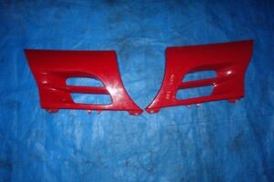 JDM Toyota MR2 MR-2 SW20 OEM Rear Side Vents Exterior Trim Vent