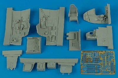 Aires 1/48 Mosquito B Mk IV Cockpit Set For TAM AHM4463