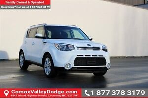 2015 Kia Soul EX+ ONE OWNER,LOW KM, HEATED SEATS, REMOTE START