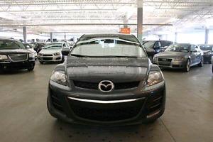 Mazda cx-7 gx 2011 automatique