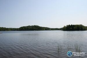Waterfront property, currently 2 parcels of land/residence