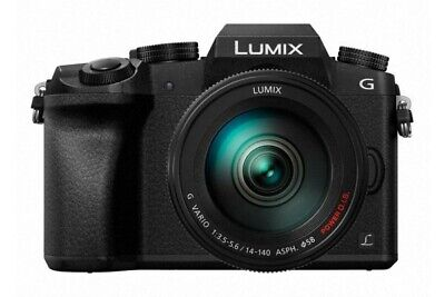 Panasonic DMC-G70H inkl. 14-140mm 10-fach Zoomobjektiv *NEU+Fachhandel+Rechnung*