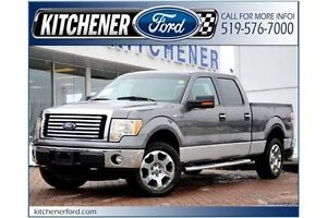 2012 Ford F-150 XLT XLT/4WD/TOW PKG/HTD MIRRORS/PWR GROUP