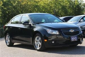 2012 Chevrolet Cruze ONLY 69K! **BLUETOOTH** CLEAN CARPROOF