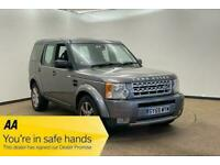 2009 Land Rover Discovery TDV6 GS E4 2 former OWNERS FULL SERVICE HISTORY Reason