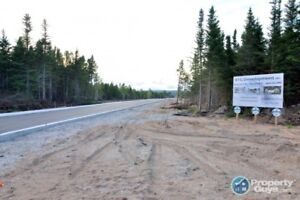 4 85' x 131' lots are ready for development in Deer Lake