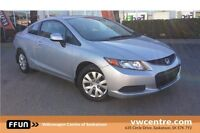2012 Honda Civic LX PST PAID AND NO COLLISIONS