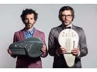 Flight of the Conchords Dublin 3 Arena - 25th March - Sold out show