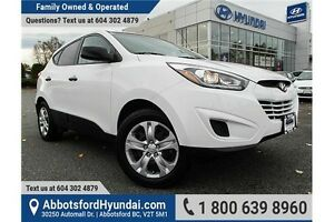 2015 Hyundai Tucson GL ACCIDENT FREE & GREAT CONDITION