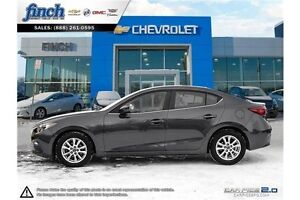 2014 Mazda 3 GS-SKY BACKUP CAM|BLUETOOTH|HEATED SEATS London Ontario image 3
