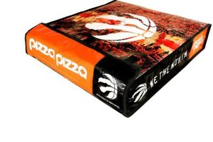 Limited Edition Toronto Raptors Insulated Pizza Bag