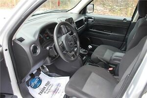 2011 Jeep Patriot Sport/North   CERTIFIED + E-Tested Kitchener / Waterloo Kitchener Area image 10