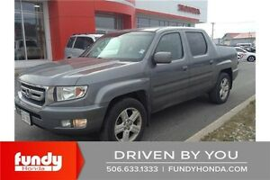 2009 Honda Ridgeline EX-L GREAT CONDITION - LEATHER - NAVIGAT...