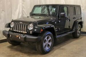 2018 Jeep Wrangler JK Unlimited Sahara Automatic