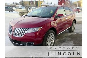 2014 Lincoln MKX Base AWD luxury SUV, clean CarProof!