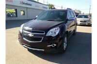 2011 Chevrolet Equinox LTZ Fully Loaded SUV & Low Kilometers!