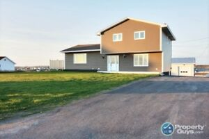 Beautiful Family home with ocean view located in Bonavista!