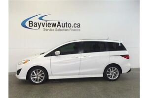 2013 Mazda 5 GT - HEATED SEATS! ROOF! PARK AID! BLUETOOTH!