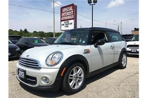 2012 Mini Cooper Clubman Base (M6) CLEAN CAR-PROOF !!!