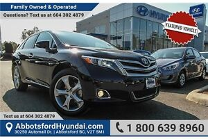 2015 Toyota Venza Base V6 CERTIFIED ACCIDENT FREE & EXCELLENT...