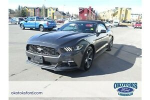 2015 Ford Mustang V6 SUMMER is coming, Convertible, Auto