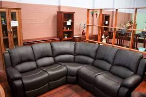 *NEW* $999 BONDED LEATHER CORNER MODULAR Cannington Canning Area Preview