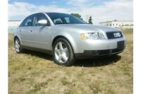 2002 Audi A4 1.8T Stunning! Extremely low km's
