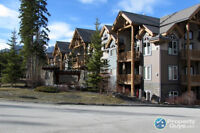 Condo in 40+ building for sale - CANMORE