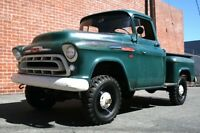 Looking for a 57 Chevy pickup cab