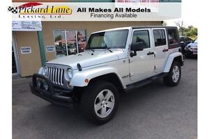 2009 Jeep Wrangler Unlimited Sahara DEALER OF THE YEAR 2015,...