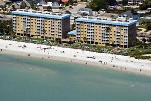 Ft Myers Beach Florida Gulf Front Condo