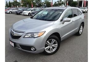 2014 ACURA RDX - AWD - LEATHER - SUNROOF - REARVIEW CAMERA