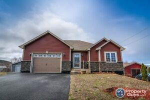Spacious 2.5 yr old bungalow offers 4 bed/3 bath
