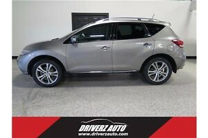 2011 Nissan Murano SL AWD, SUNROOF, NO ACCIDENTS