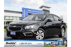 2016 Chevrolet Cruze Limited 1LT Safety and E-Tested