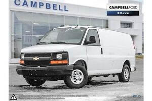 2016 Chevrolet Express 2500 1WT ONLY 1 AT THIS PRICE
