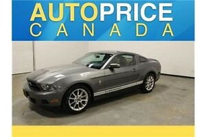 2010 Ford Mustang V6 V6|LEATHER|ALLOYS