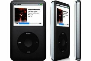 THE CELL SHOP has a Black iPod Classic, 80GB