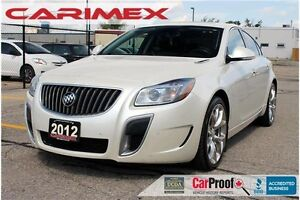 2012 Buick Regal GS GS | RARE | 270HP | manual | CERTIFED