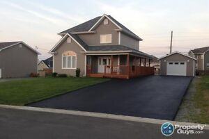 NEW PRICE!  Spacious home, 16 x 20 detached garage