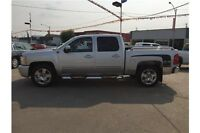 *LEATHER INTERIOR* 2010 Chevrolet Silverado 1500 LTZ *GFX*
