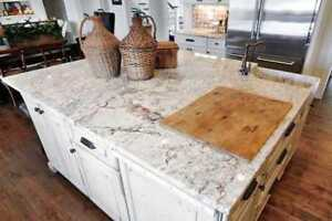 Granite, Quartz, Quartzite  Countertop