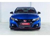 Honda CIVIC I-VTEC TYPE R GT (blue) 2015