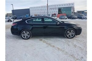 2014 Acura TL Base AWD, LOW KMS, SUNROOF, HEATED LEATHER